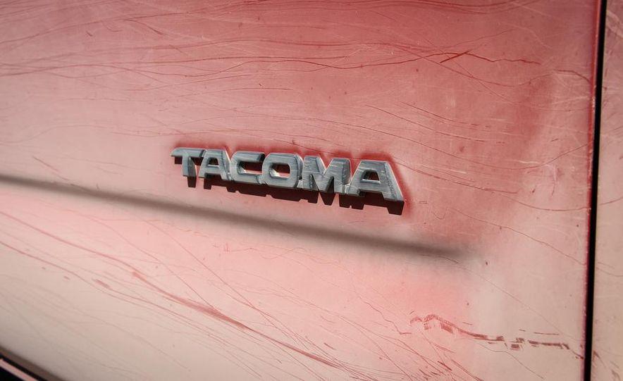 2015 Toyota Tacoma TRD Pro Series - Slide 5