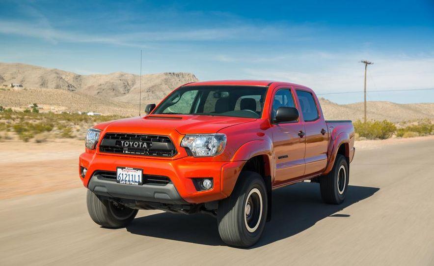 2015 Toyota Tacoma TRD Pro Series - Slide 13