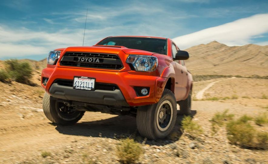 2015 Toyota Tacoma TRD Pro Series - Slide 15
