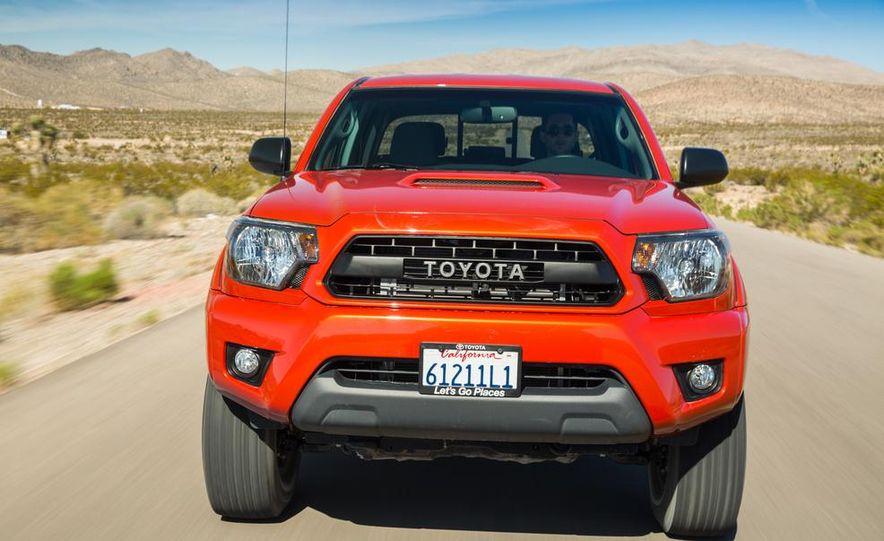 2015 Toyota Tacoma TRD Pro Series - Slide 16
