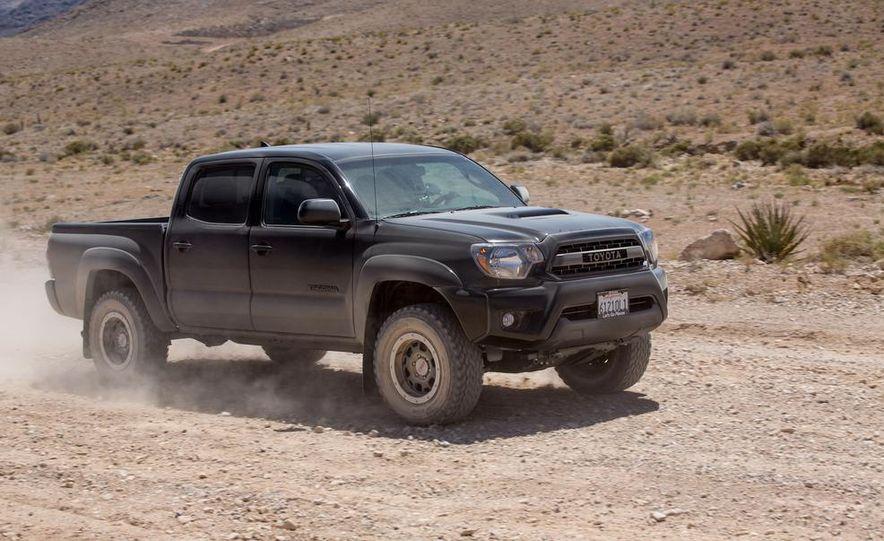 2015 Toyota Tacoma TRD Pro Series - Slide 22