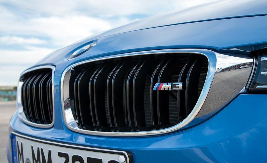 2015 BMW M3 sedan - Slide 37