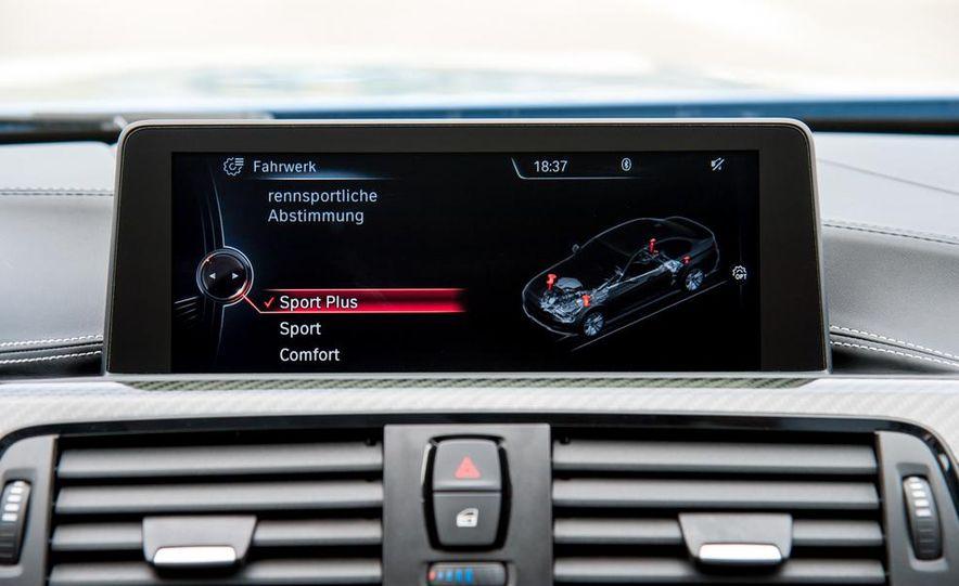 2015 BMW M3 sedan - Slide 52