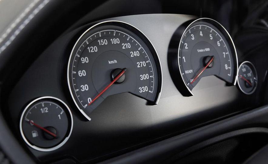 2015 BMW M3 sedan - Slide 51