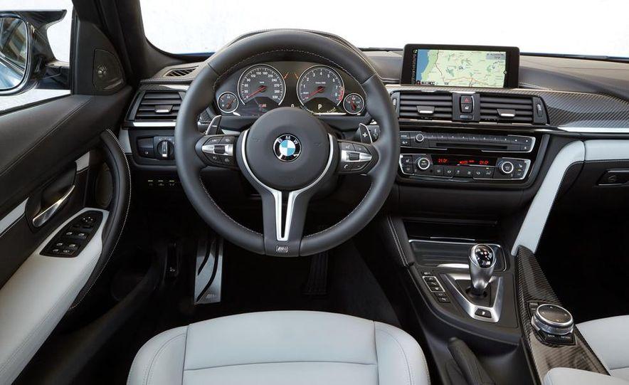 2015 BMW M3 sedan - Slide 46