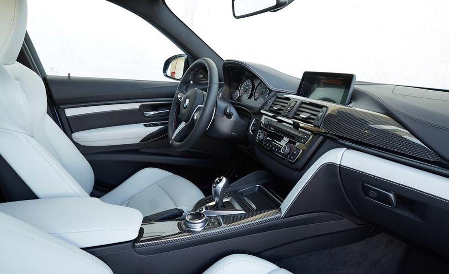 2015 BMW M3 sedan - Slide 48