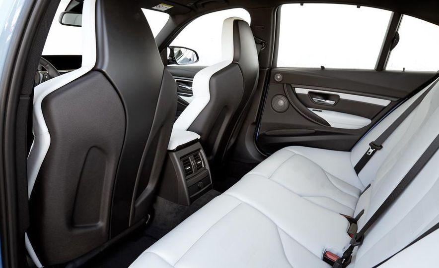 2015 BMW M3 sedan - Slide 56