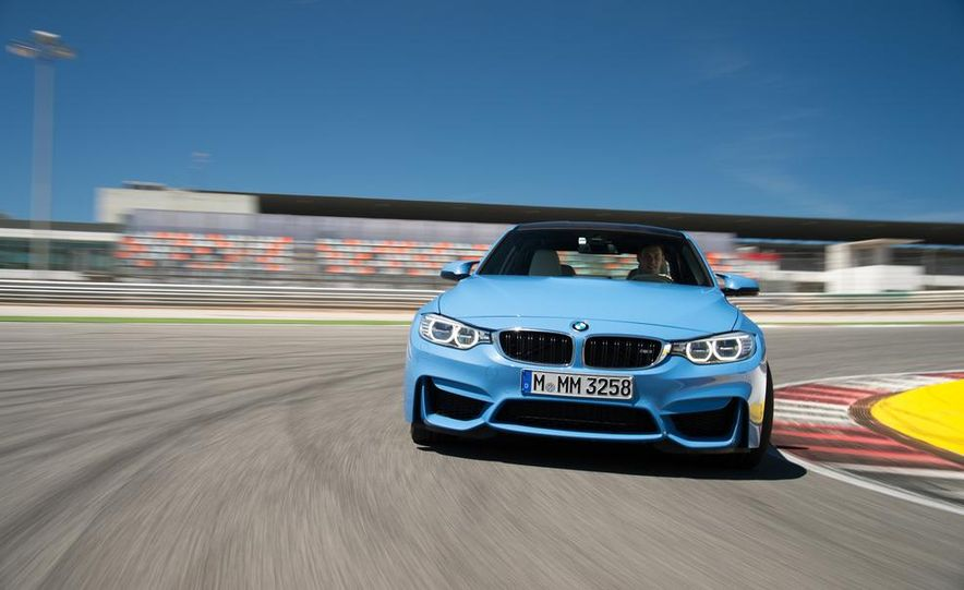 2015 BMW M3 sedan - Slide 7