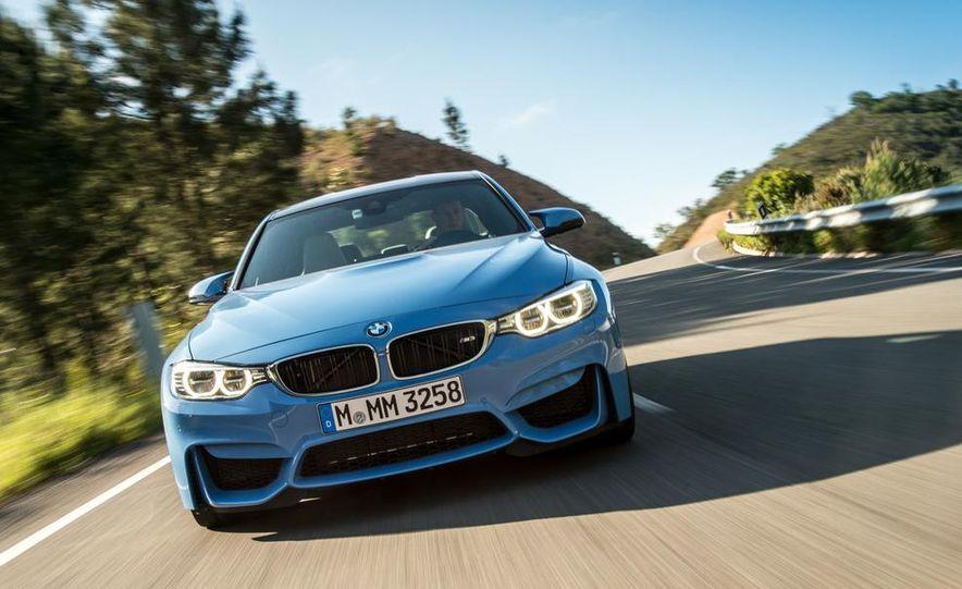 2015 BMW M3 sedan - Slide 19