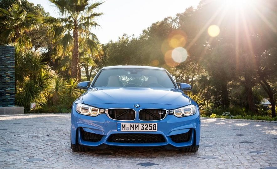 2015 BMW M3 sedan - Slide 32