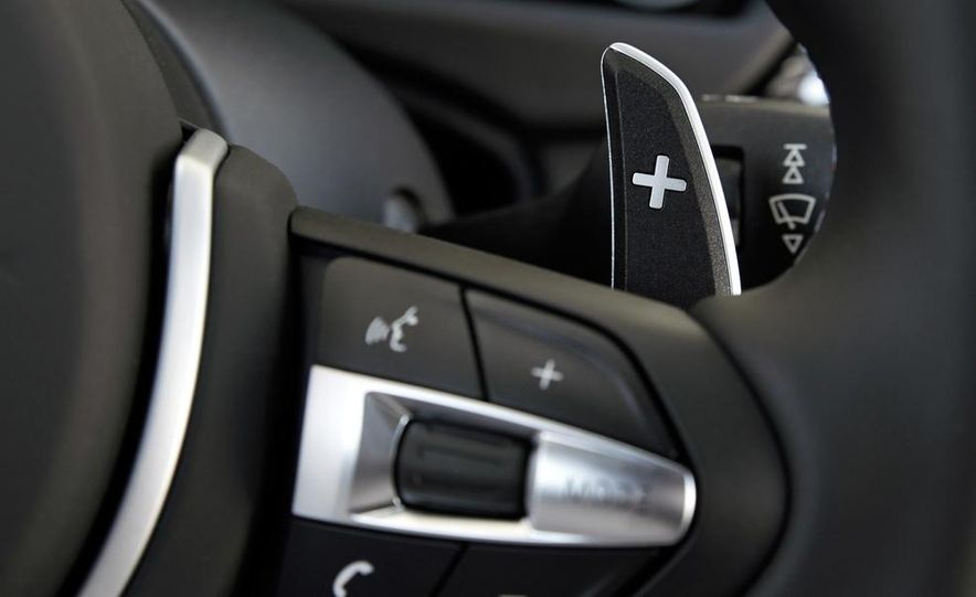 2015 BMW M3 sedan - Slide 50