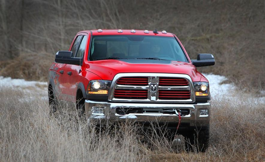 2014 Ram 2500 Power Wagon - Slide 3