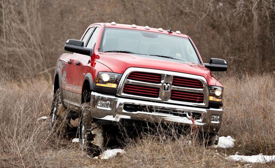 2014 Ram 2500 Power Wagon - Slide 5