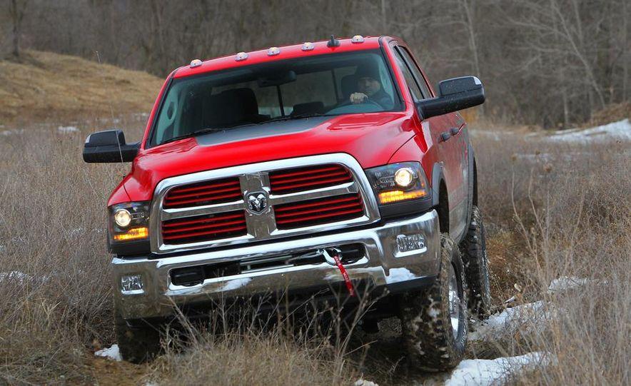 2014 Ram 2500 Power Wagon - Slide 6