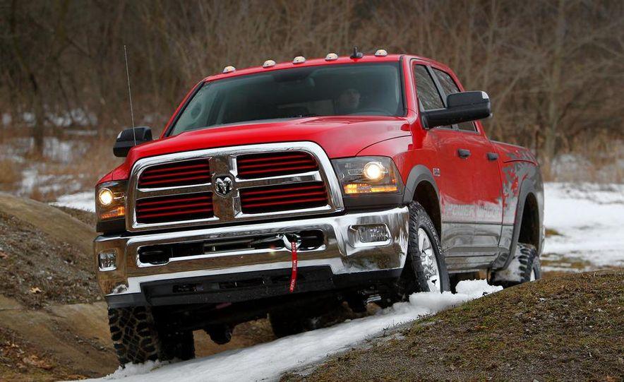2014 Ram 2500 Power Wagon - Slide 8