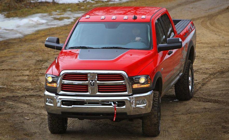 2014 Ram 2500 Power Wagon - Slide 15