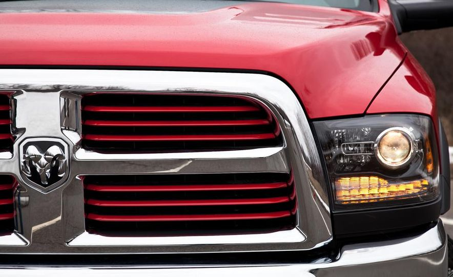 2014 Ram 2500 Power Wagon - Slide 23