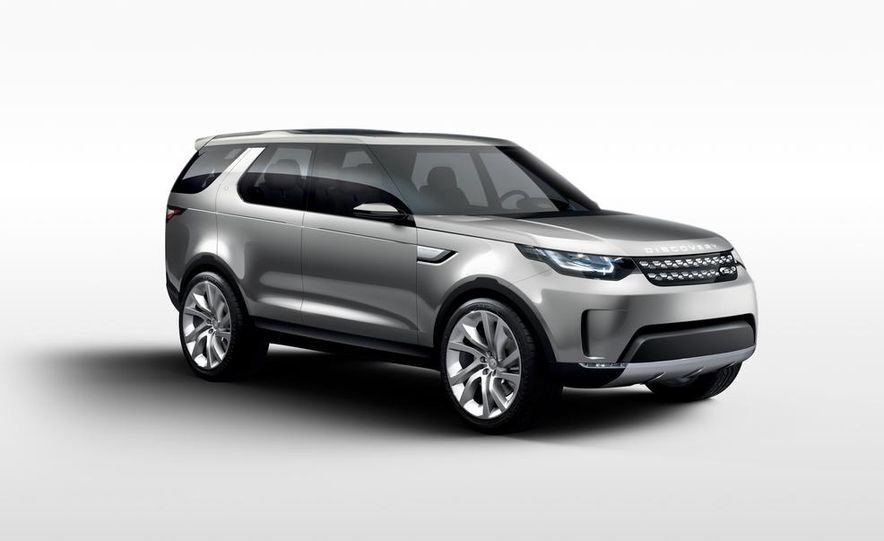 Land Rover Discovery Vision concept - Slide 13