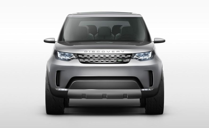 Land Rover Discovery Vision concept - Slide 14