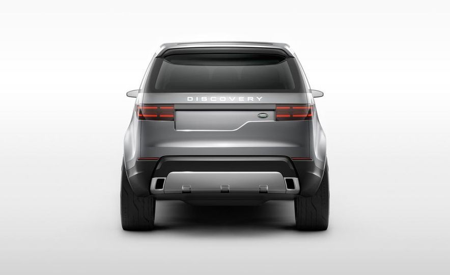 Land Rover Discovery Vision concept - Slide 18