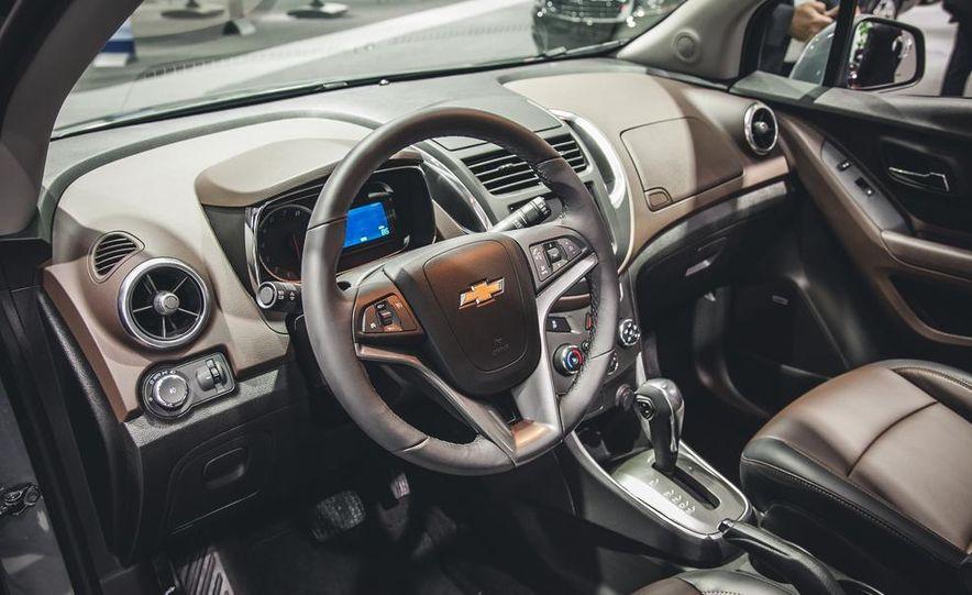 2015 Chevrolet Cruze LTZ - Slide 4