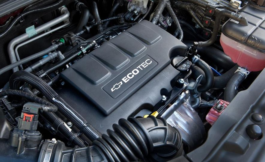 2015 Chevrolet Trax LTZ - Slide 24