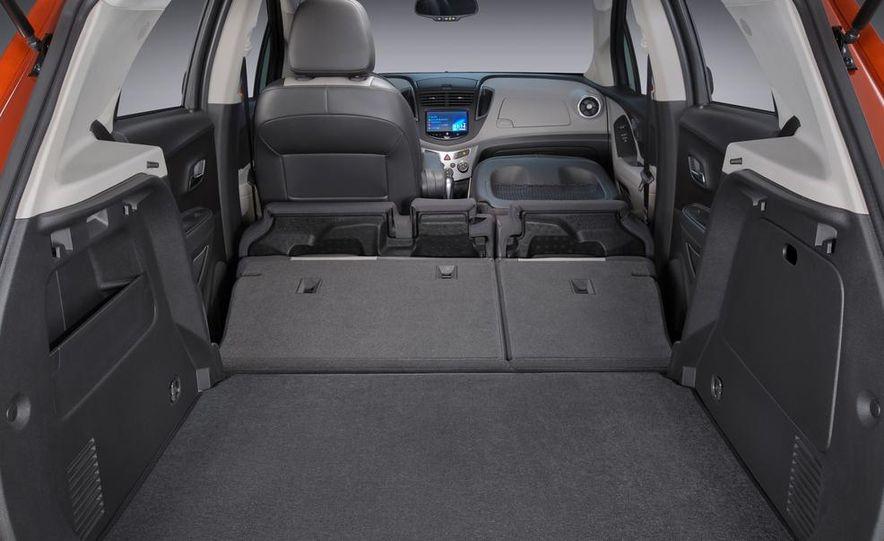 2015 Chevrolet Trax LTZ - Slide 12