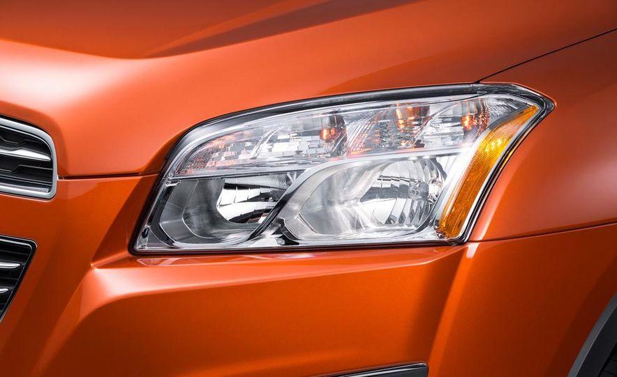 2015 Chevrolet Trax LTZ - Slide 9