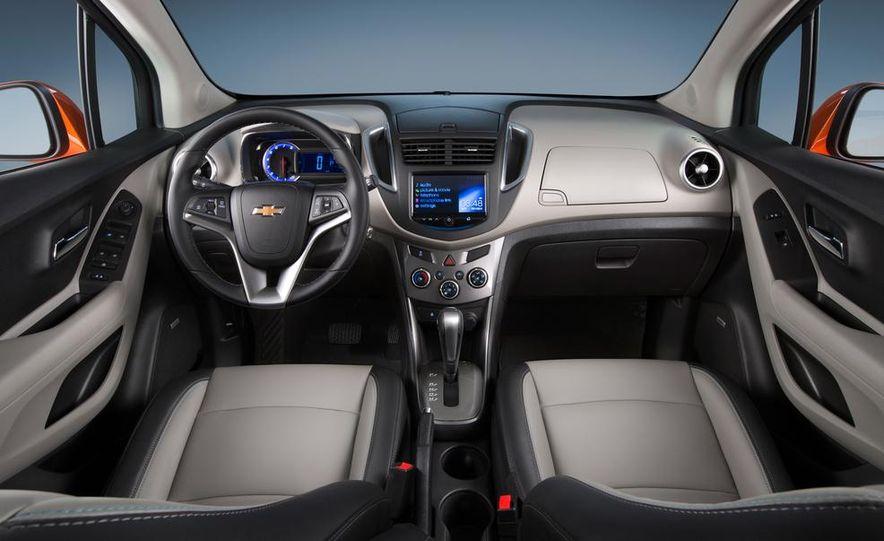 2015 Chevrolet Trax LTZ - Slide 10