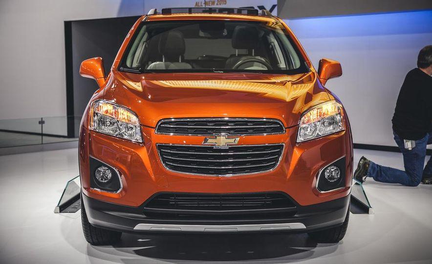 2015 Chevrolet Trax LTZ - Slide 2