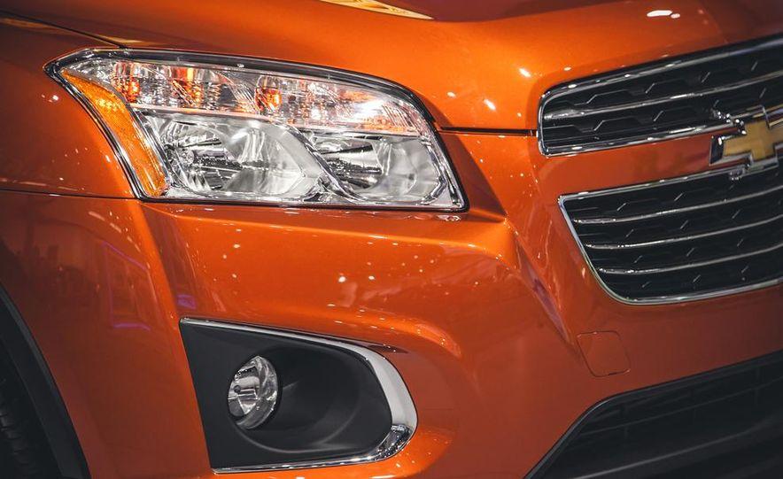 2015 Chevrolet Trax LTZ - Slide 4