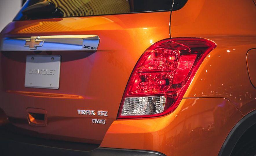 2015 Chevrolet Trax LTZ - Slide 5