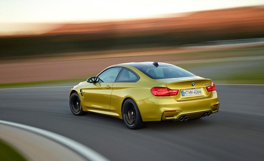 2015 BMW M4 coupe - Slide 79