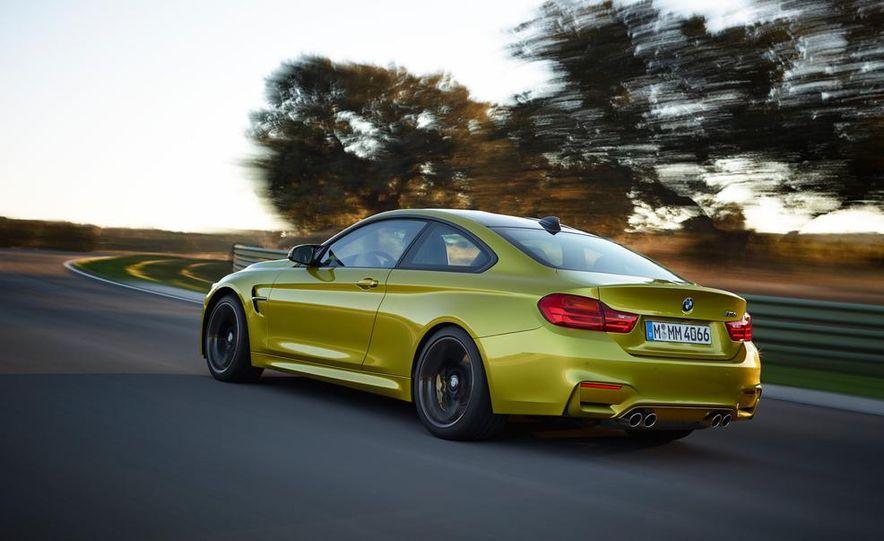 2015 BMW M4 coupe - Slide 80