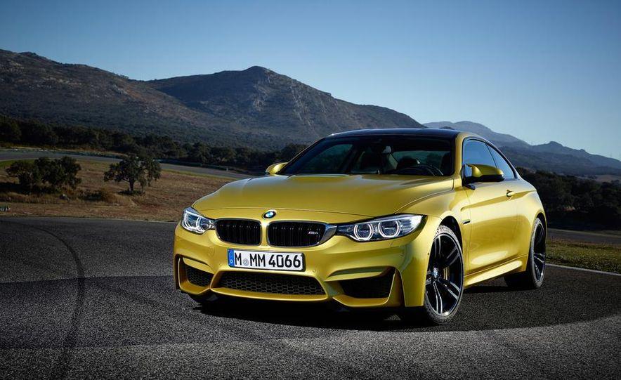 2015 BMW M4 coupe - Slide 86