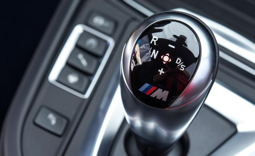 2015 BMW M4 coupe - Slide 64