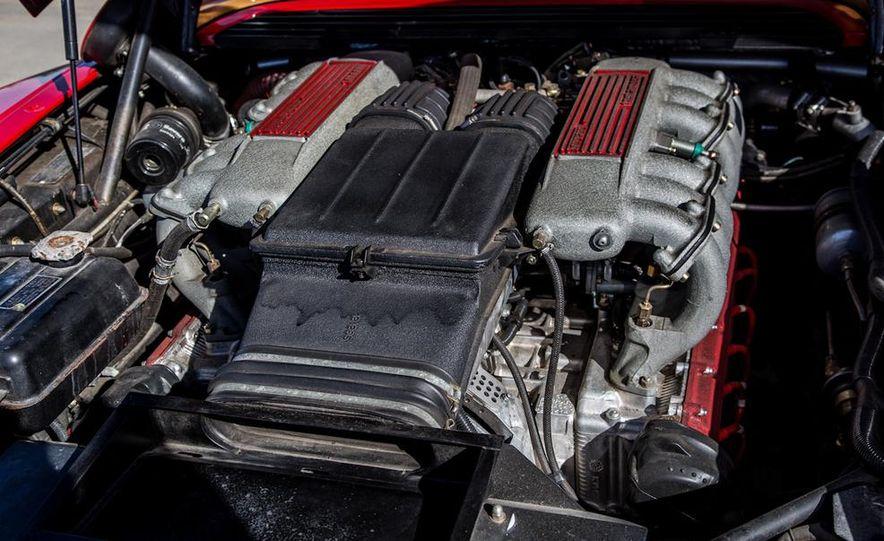 1990 Ferrari Testarossa and 2014 Chevrolet Corvette Stingray - Slide 54