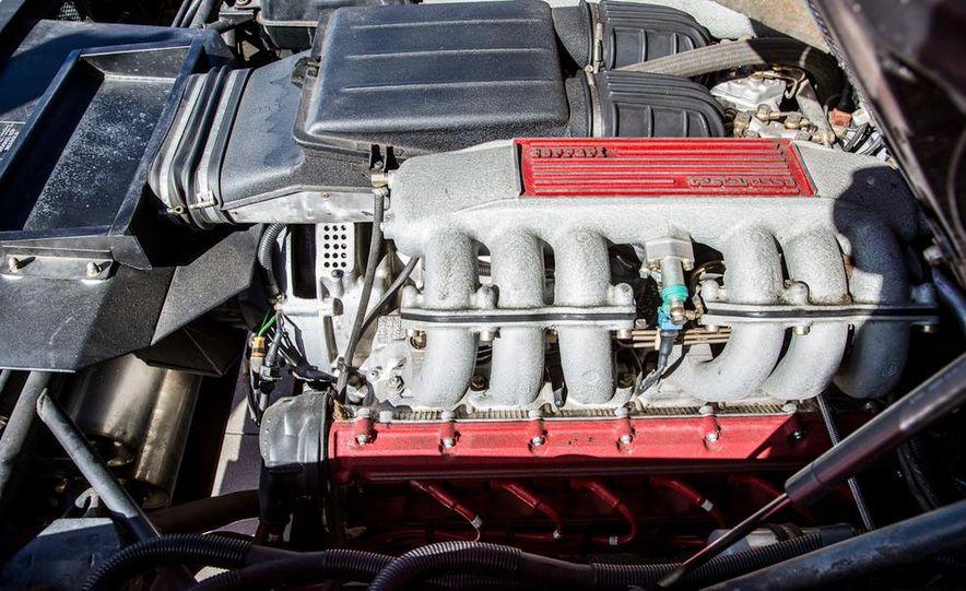 1990 Ferrari Testarossa and 2014 Chevrolet Corvette Stingray - Slide 55