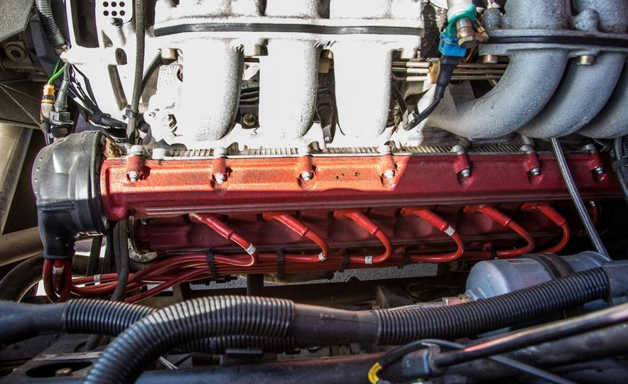 1990 Ferrari Testarossa and 2014 Chevrolet Corvette Stingray - Slide 56