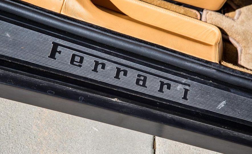 1990 Ferrari Testarossa and 2014 Chevrolet Corvette Stingray - Slide 51