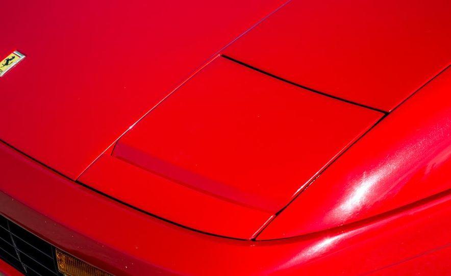 1990 Ferrari Testarossa and 2014 Chevrolet Corvette Stingray - Slide 43