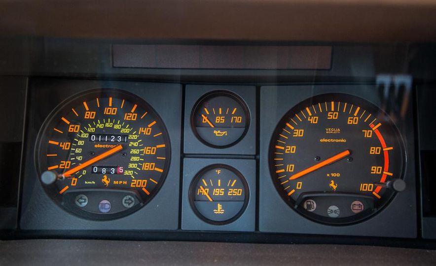 1990 Ferrari Testarossa and 2014 Chevrolet Corvette Stingray - Slide 49