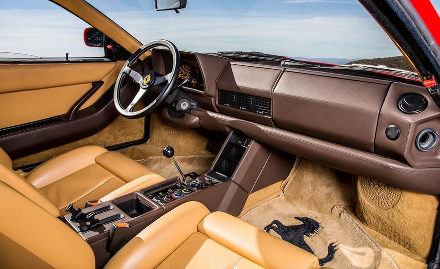 1990 Ferrari Testarossa and 2014 Chevrolet Corvette Stingray - Slide 48