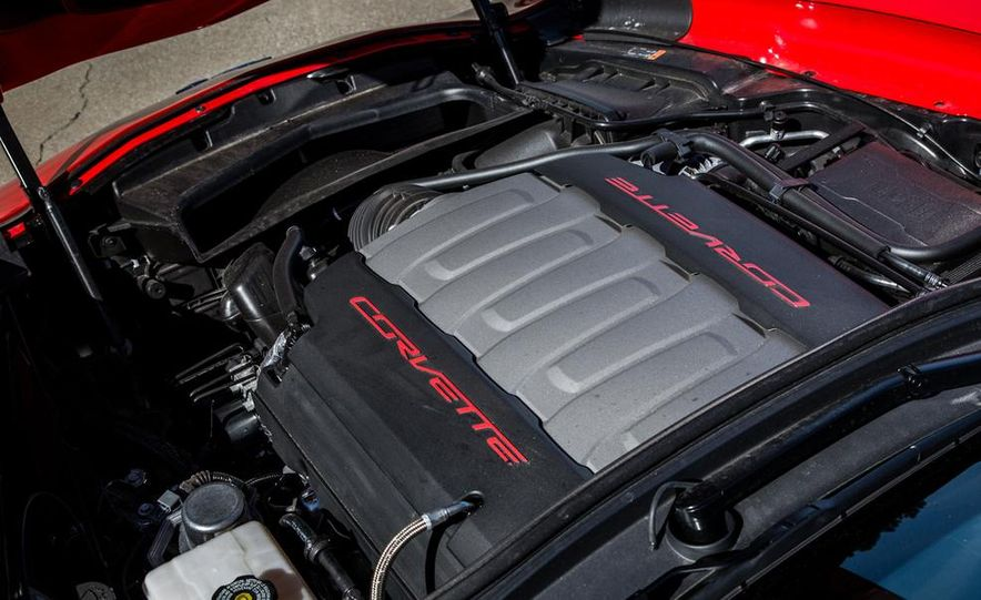 1990 Ferrari Testarossa and 2014 Chevrolet Corvette Stingray - Slide 41