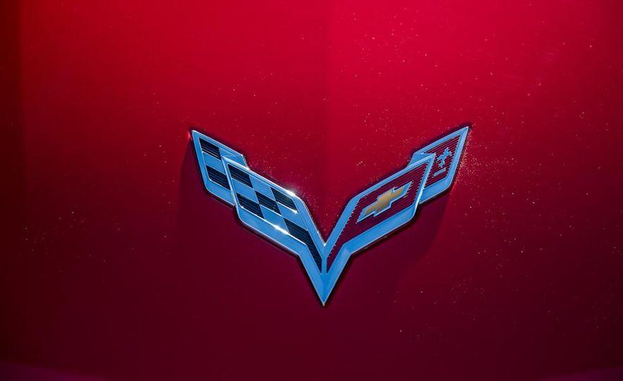 1990 Ferrari Testarossa and 2014 Chevrolet Corvette Stingray - Slide 35