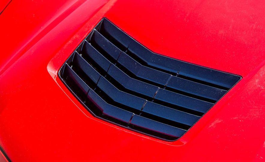 1990 Ferrari Testarossa and 2014 Chevrolet Corvette Stingray - Slide 34