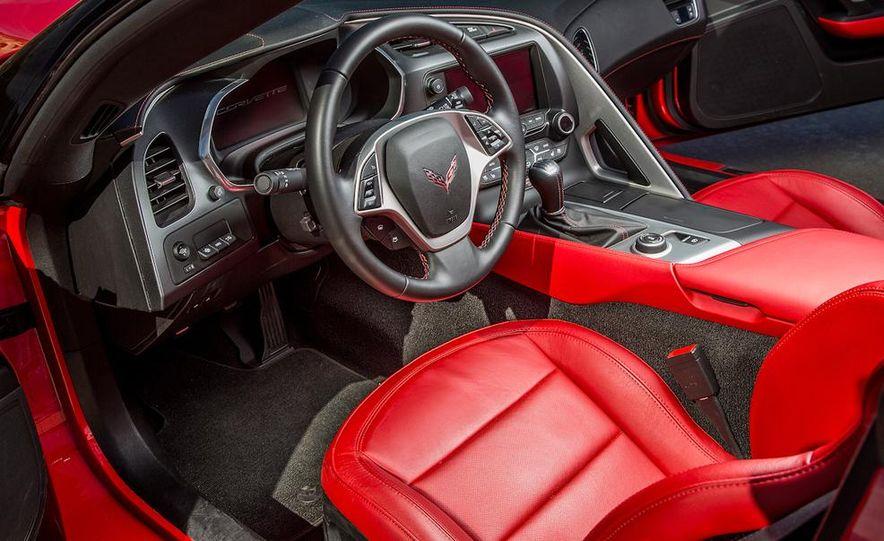 1990 Ferrari Testarossa and 2014 Chevrolet Corvette Stingray - Slide 38