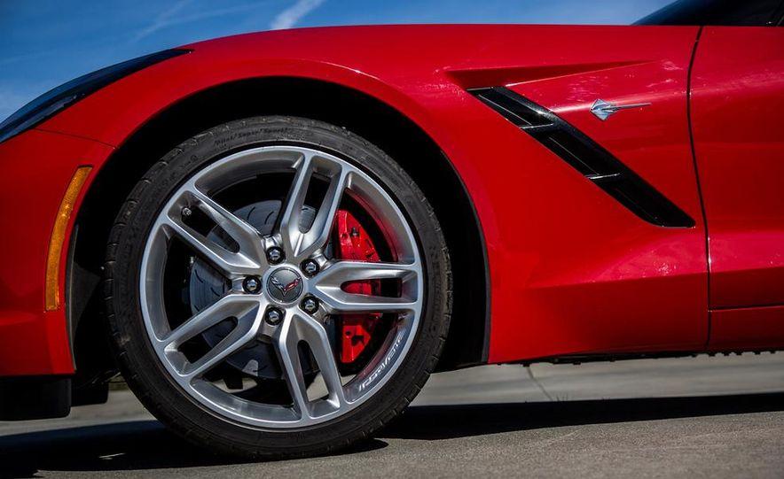 1990 Ferrari Testarossa and 2014 Chevrolet Corvette Stingray - Slide 30
