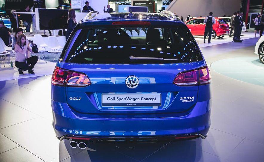 Volkswagen Golf SportWagen concept - Slide 5