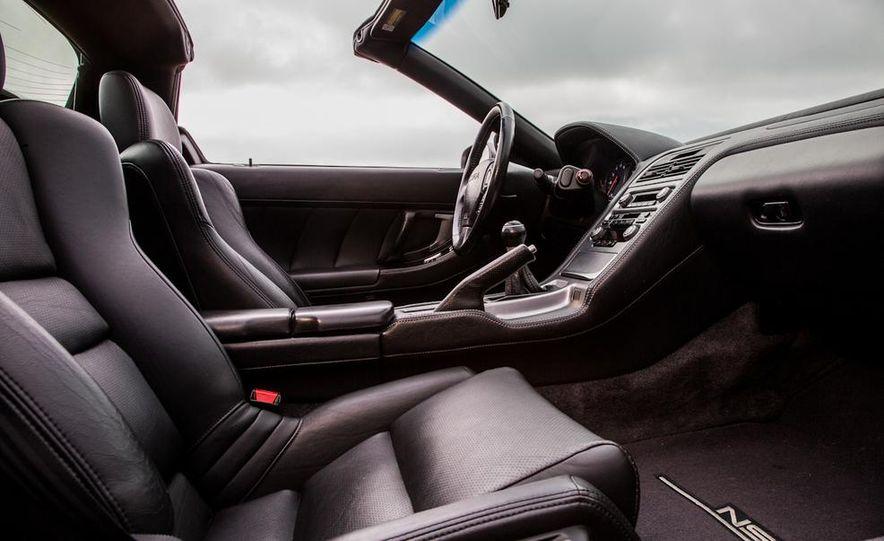 2005 Acura NSX-T and 2013 Porsche Boxster - Slide 71